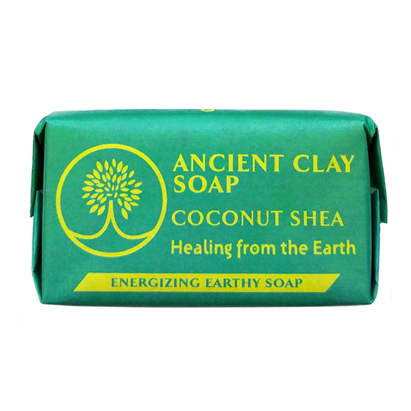 Ancient Clay Soap Coconut Shea - 1oz