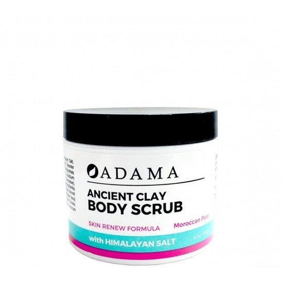 Adama Body Scrub - Moroccan Pear - 4oz image