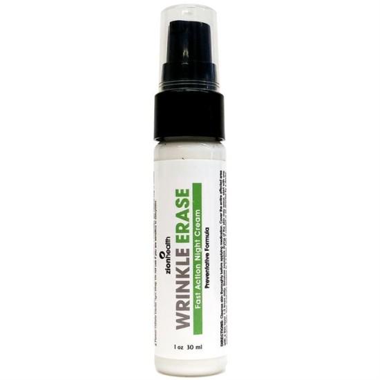 Wrinkle Erase Acid Cream 1 oz. Fast Action Night Cream image