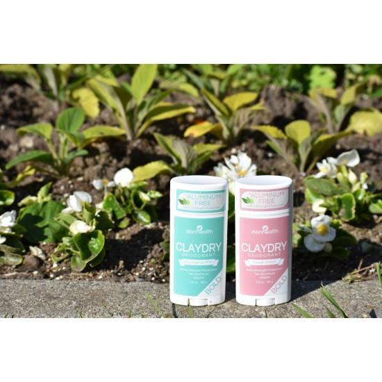 Eucalyptus Mint + Sweet Amber Deodorant Duo image