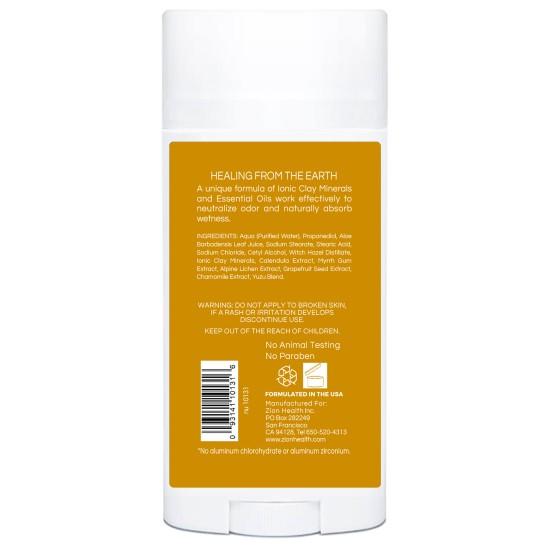 Clay Dry Silk - Original Vegan Deodorant image