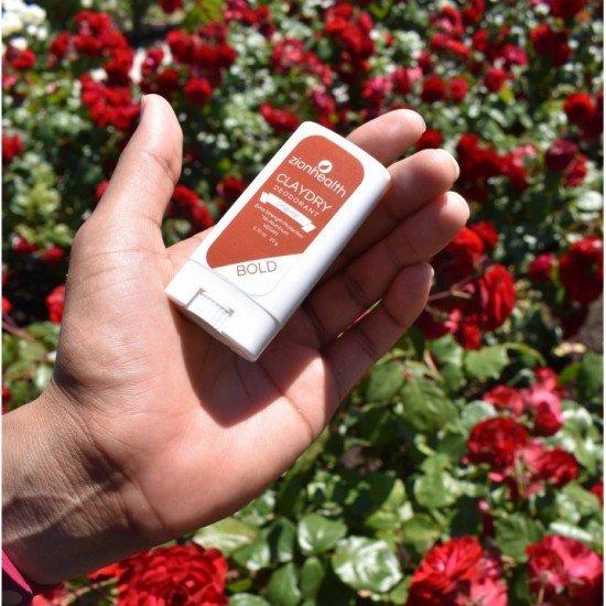 Clay Dry Bold - Original Vegan Deodorant 0.50 oz.
