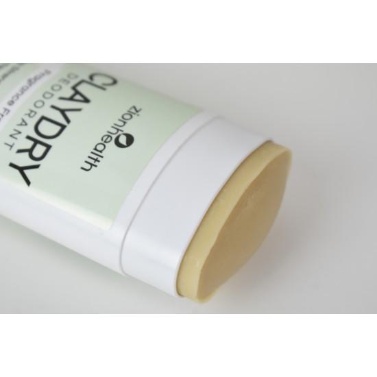 Clay Dry Bold - Fragrance Free Deodorant 2.8 oz image