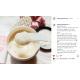 Deep Cleansing Scalp & Hair Scrub Vanilla Coconut with Mangosteen Powder