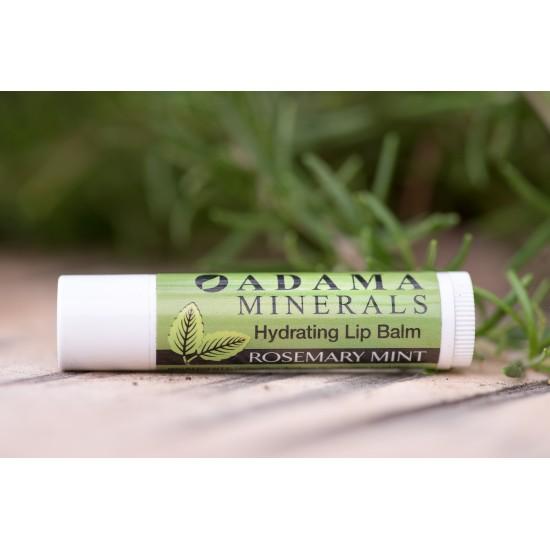 Adama Minerals Hydrating Lip Balm - Rosemary Mint image