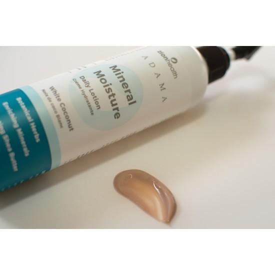 Adama Mineral Moisture Intense Daily Lotion - White Coconut 8 oz. image