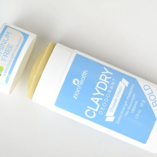 Clay Dry Bold - Shower Fresh Deodorant 2.8oz.