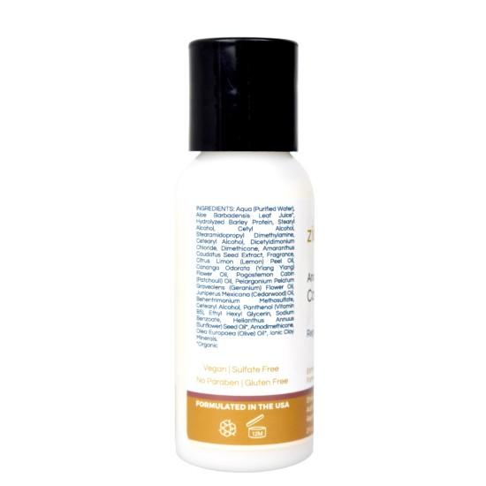 Zion Health Regenerate Plus + Extra Intense Thickening Conditioner 2oz