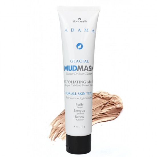 Glacial Mud Mask - Firming / Purifying Face Mask image