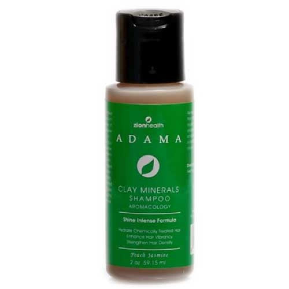 Adama Minerals Peach Jasmine Shampoo 2oz
